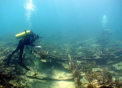 how to become a marine archaeologist