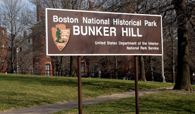 Why boston historical park is one of the most popular destinations for visitors