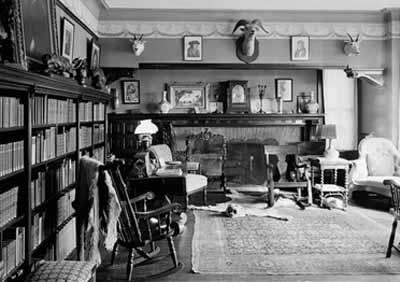 Teddy Roosevelt Kitchen Long Island