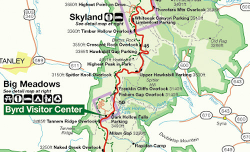 Our National Parks Horseback riding hiking mean Skyland fun