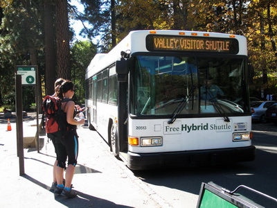 With The Yosemite Valley Shuttle Service He Believes People Can Conclude Their Visit A Better Understanding About Why We Have National Parks