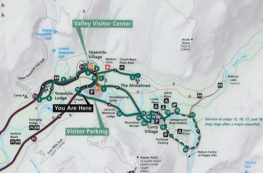Our National Parks 187 Shuttle Driver Helps Visitors Enjoy