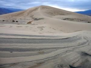 death valley Panamint Dunes
