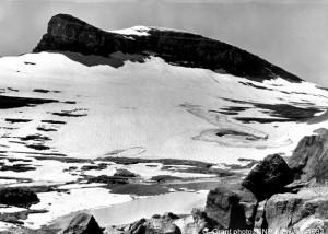 Boulder Glacier in 1932