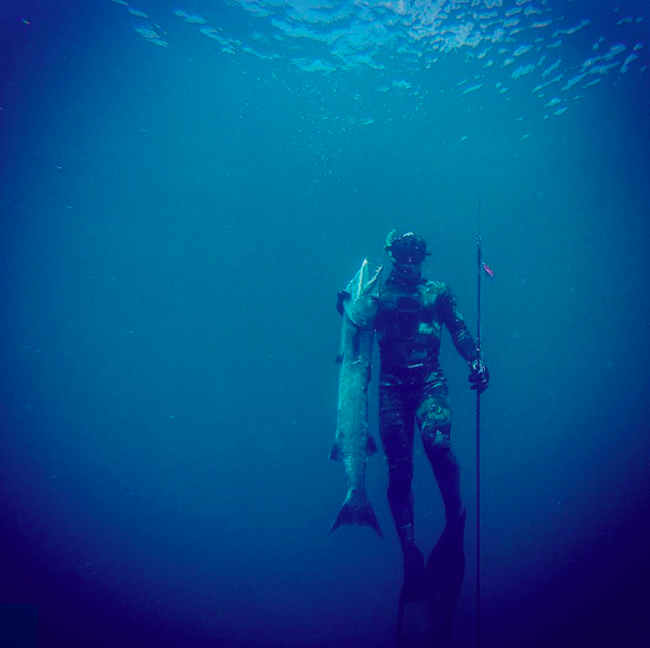 Our National Parks » Boca Chita Key offers spearfishing fun